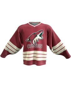 Хоккейный свитер Аризона Койотис домашний
