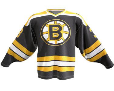 Хоккейный свитер Бостон Брюинз