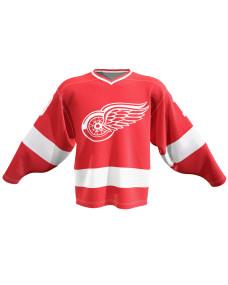 Хоккейный свитер Детройт Ред Уингз домашний