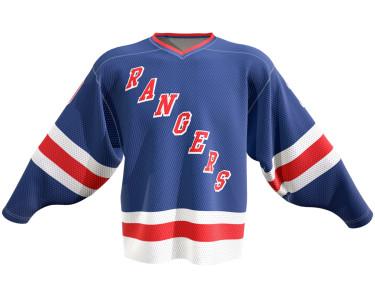 Хоккейный свитер Нью-Йорк Рейнджерс домашний