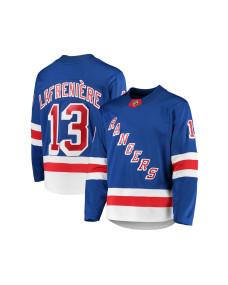 Хоккейный свитер Лафреньер Нью-Йорк Рейнджерс домашний