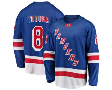 Хоккейный свитер Джейкоб Труба Нью-Йорк Рейнджерс домашний