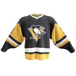 Хоккейный свитер Питсбург Пингвинз домашний