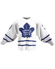 Хоккейный свитер Торонто Мэйпл Лифс гостевой