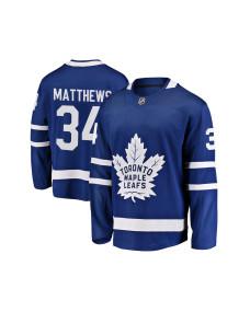 Хоккейный свитер Остон Мэттьюс Торонто Мэйпл Лифс домашний