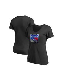 Женская футболка Нью-Йорк Рейнджерс Effective